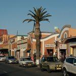 In Swakopmund
