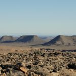 Tafelberge am Fish River Canyon