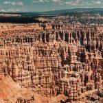 Tausende Hoodoos nebeneinander im Bryce Canyon Nationalpark, USA. © Oleg Chursin