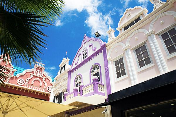 Oranjestad, Aruba Karibik