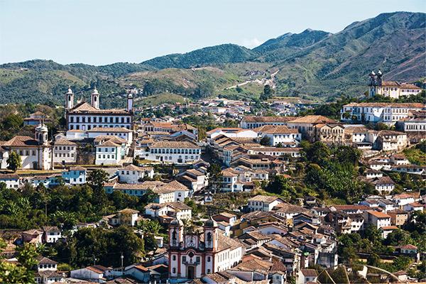 Ouro Preto, Brasilien