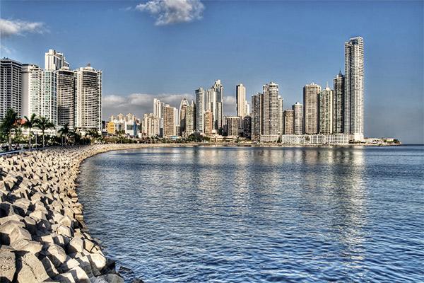 Panama City Küste, Panama