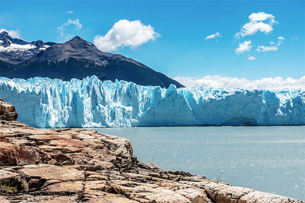 Perito Moreno, Los Glaciares Argentinien