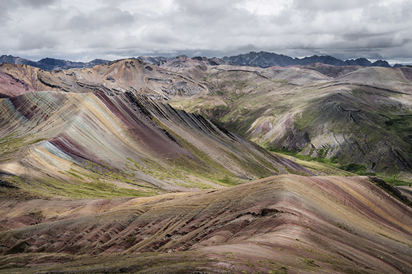 Palccoyo, Peru