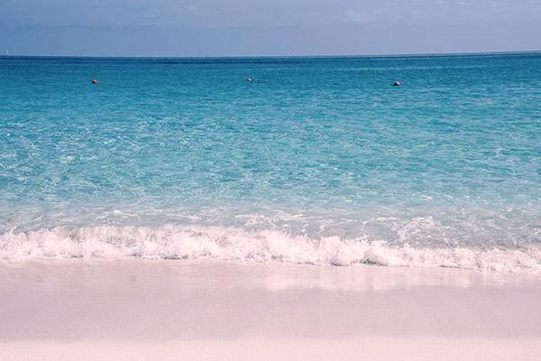 Pink Sands Beach, Bahamas