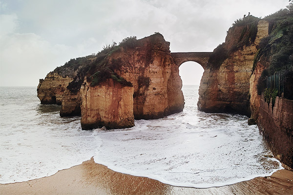 Praia da Batata, Algarve Portugal