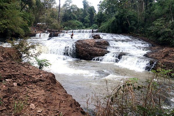 Ratanakiri Fluss, Kambodscha