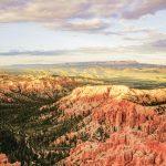 Tausende farbige Felspyramiden, Landscape, Bryce Canyon Nationalpark. © Rich Martello