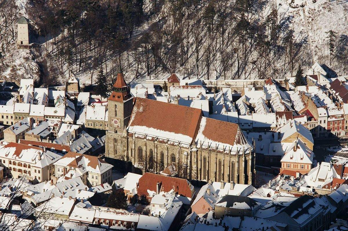 Schwarze Kirche Kronstadt