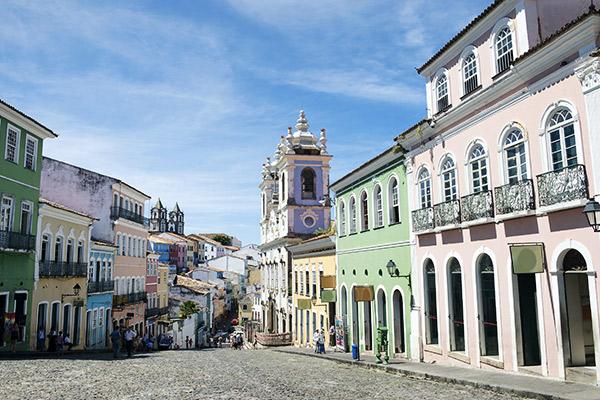 Salvador de Bahia, Brasilien