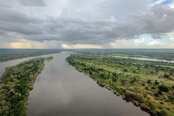 Sambesi, Simbabwe