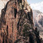 Der Angels Landing, eine 1765 Meter hohe Felsformation in einer Flussschlinge. © Sapan Patel