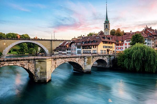 Altstadt der Stadt Bern