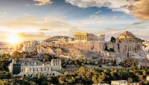 Sehenswürdigkeit Griechenland, Akropolis in Athen.
