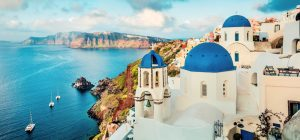 Sehenswürdigkeit Griechenland, Santorini.