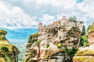 Sehenswürdigkeit Griechenland, Klöster Meteoras