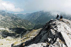 Sehenswürdigkeit Griechenland, höchste Berg Griechenlands, Olymp.