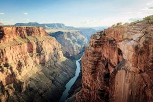 Der atemberaubende Ausblick auf den Grand Canyon Nationalpark. © Shutterstock
