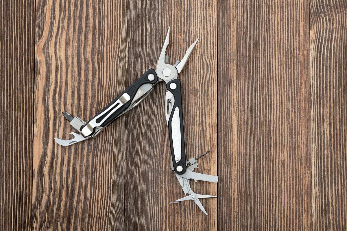 Multitool für kleine Reparaturen