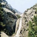 Wasserfall im Yosemite Nationalpark. © Siraj