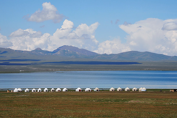 Son-Kul See, Kirgistan