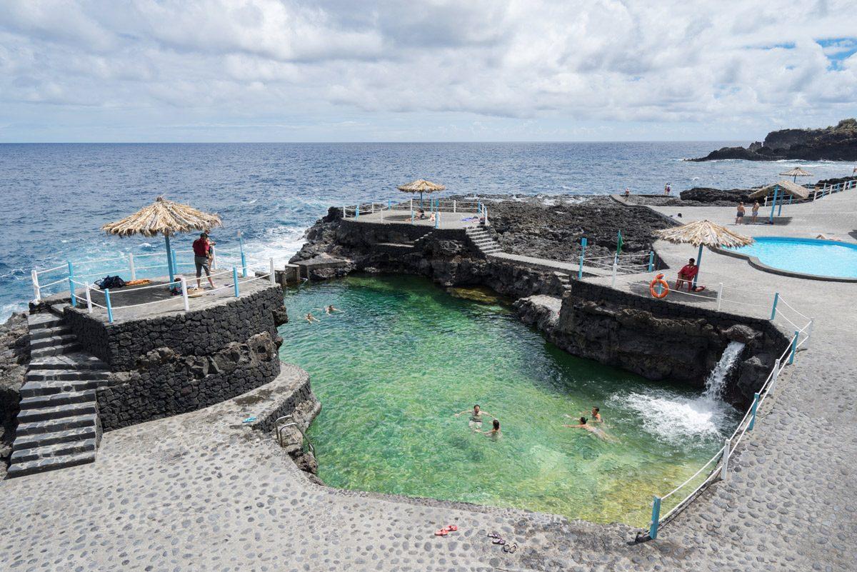 Meeresschwimmbecken