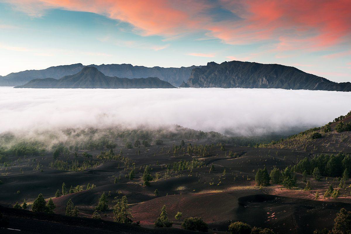 Caldera de Taburiente Nationalpark