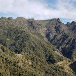 Ausblick Pico Ruivo, Madeira