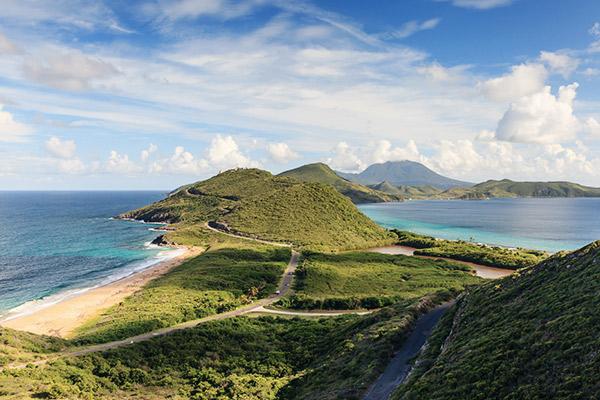 St. Kitts und Nevis, Karibik