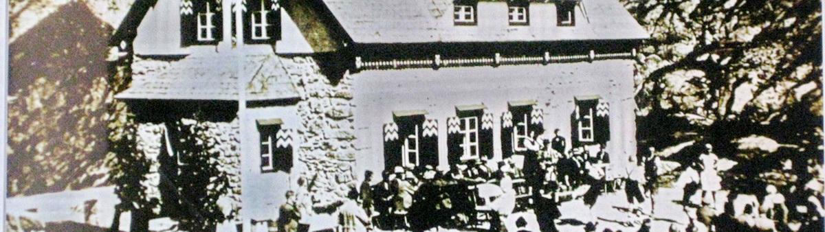 die Sulzenauhütte vor 1974
