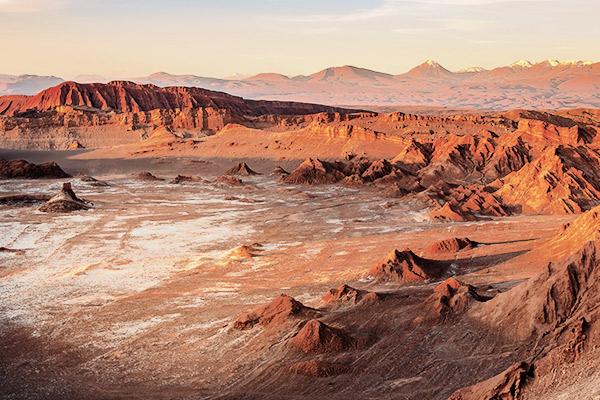 Atacama Wüste., Südamerika