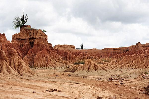 Tatatcoa Wüste, Kolumbien