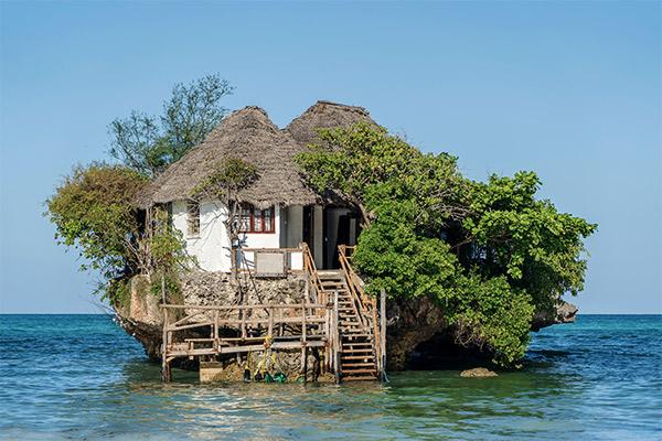 The Rock Restaurant, Sansibar