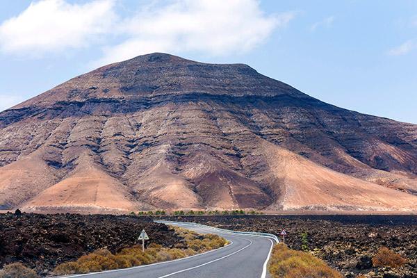 Nationalpark Timanfaya, Lanzarote Spanien