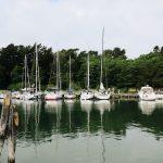 Hafen von Utö