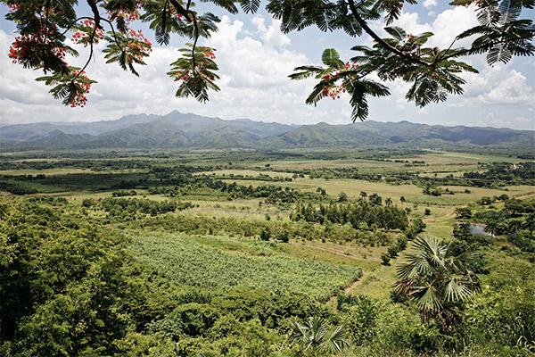 Valle de los Ingenios, Kuba