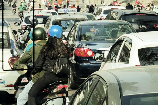 Verkehr, Vietnam