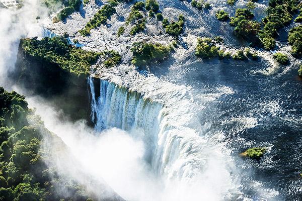 Viktoriafälle, Südliches Afrika