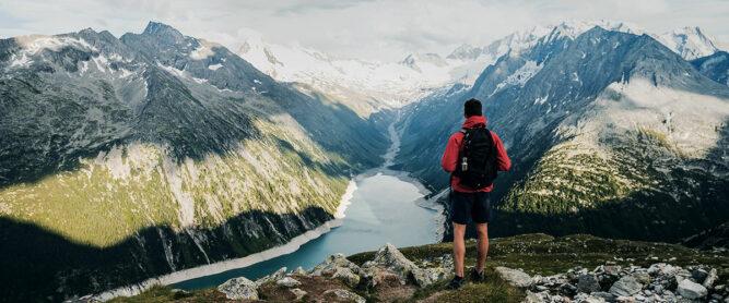wanderer-zillertaler-alpen