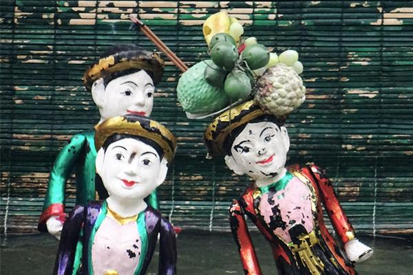 bunte Puppen, Dao Thuc Vietnam
