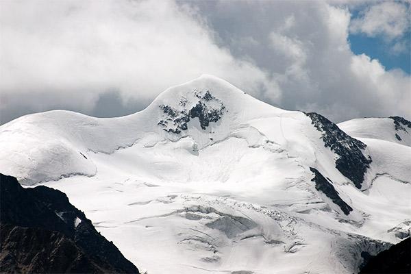 Wildspitze Hochtour, Tirol