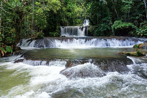 YS Falls, Jamaika
